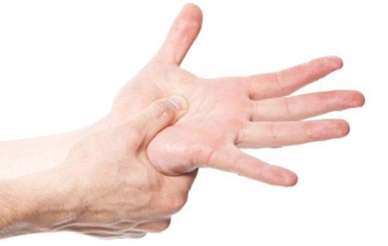 درمان خواب رفتن دست و پا